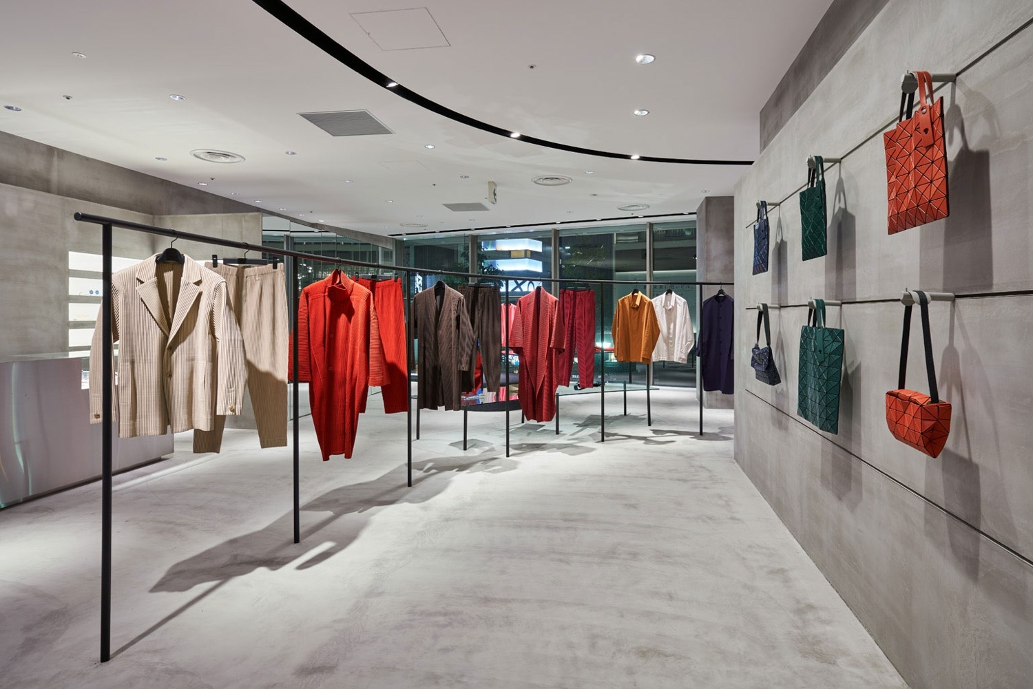 ISSEY MIYAKE openes new flagship store in Tokyo