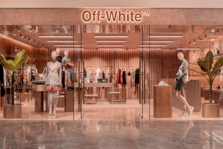 Off-White store Singapore