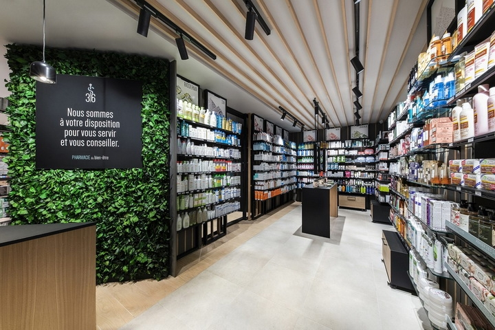 PHARMACIE DU BIEN-ETRE Paris by Am lab