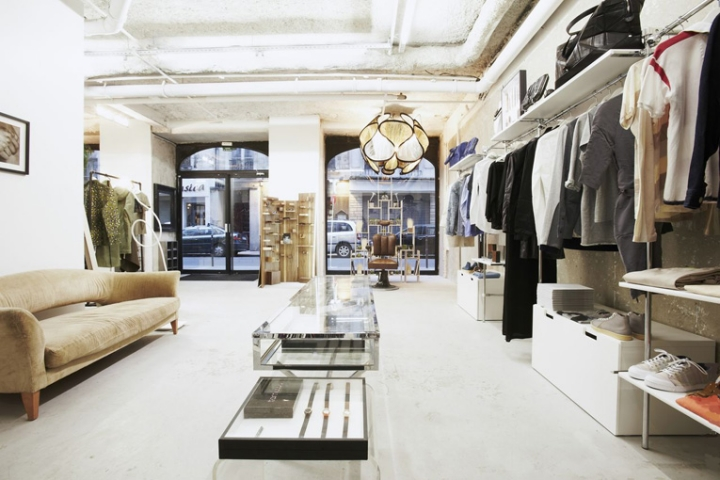 coïncidence concept store opening in Paris