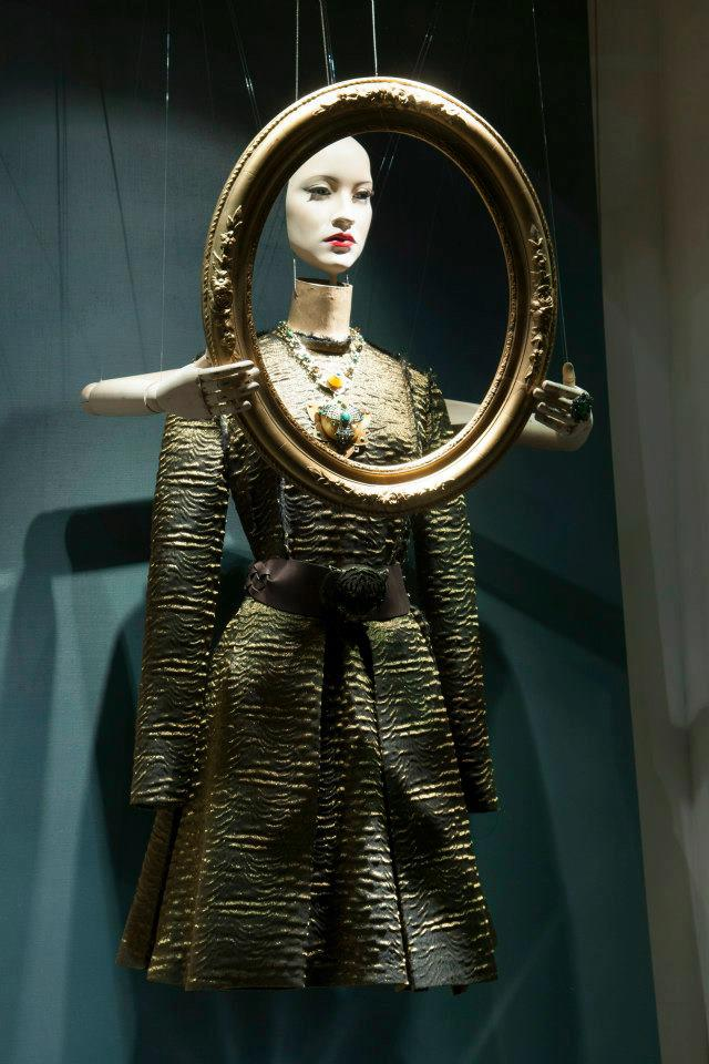 Marrionnettes Window Display Lanvin