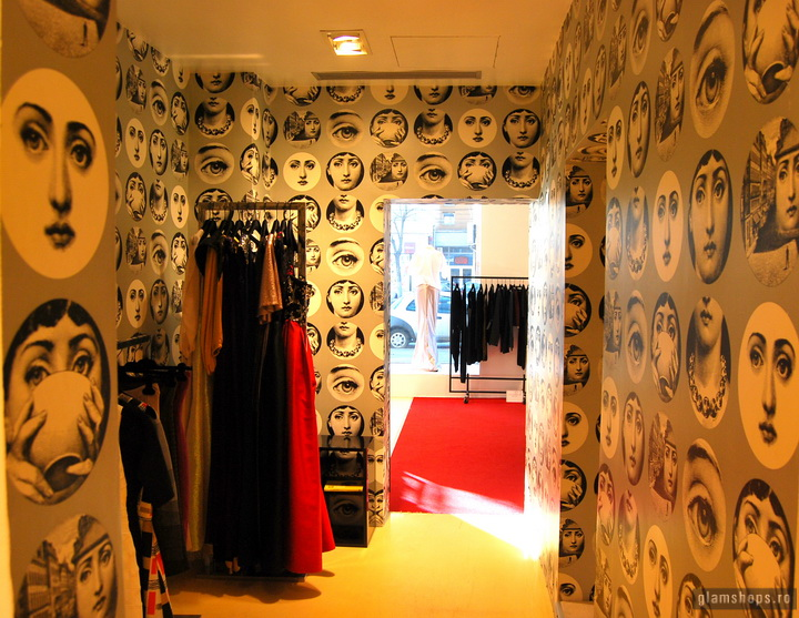 The Place concept store in Bucharest