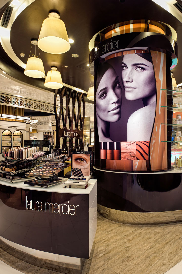Laura Mercier shop at Tangs by Sheridan&Co, Singapore