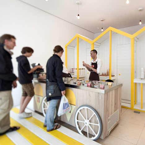 Dri Dri gelato - pop up store