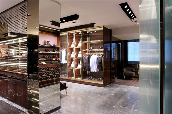 Gucci Opens Men's Flagship in Milan