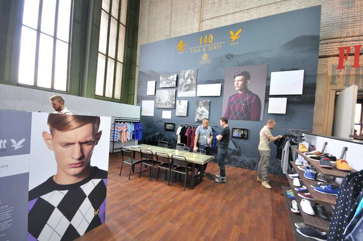 Lyle & Scott Berlin 2013 Summer – Bread & Butter