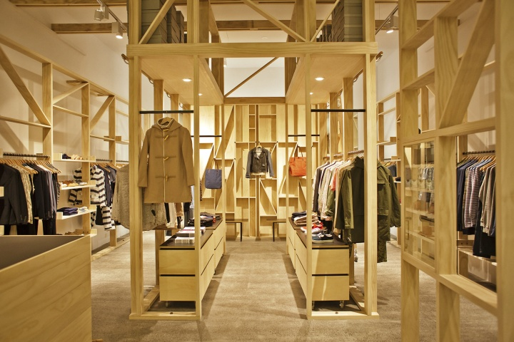 Vanishing Elephant store by Akin Creative, Sydney