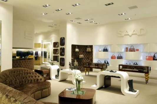 High Class Interior Design Shop, Maison Saad by Mila Strauss Arquitetura