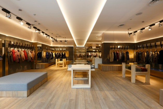 Herno Stores in Seoul and Tokyo