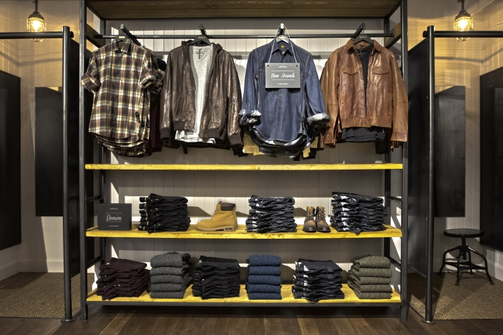 Industrie store by Popstore, London