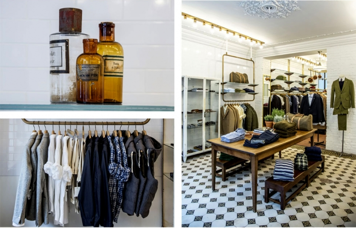 GANT Rugger Opens in Paris