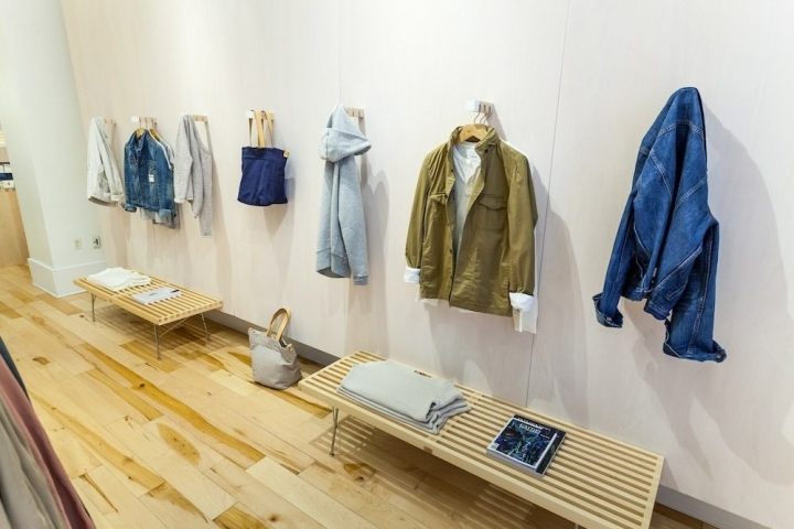 Gap's 'Lived In' Concept Store on Fifth Avenue