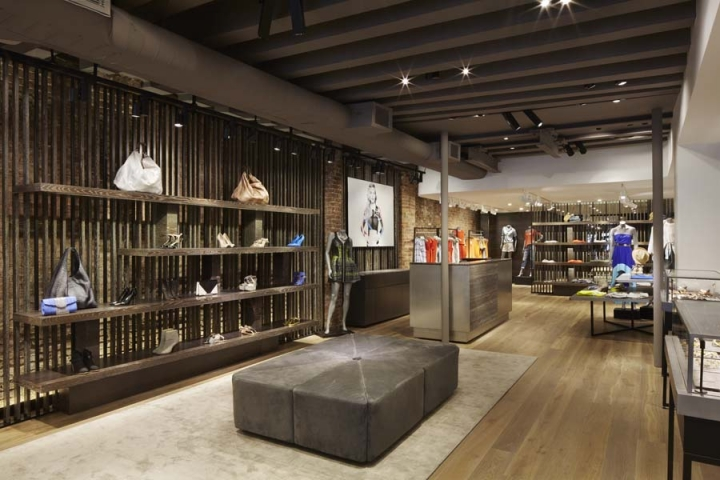 Intermix Bowery New York  by Janson Goldstein LLP