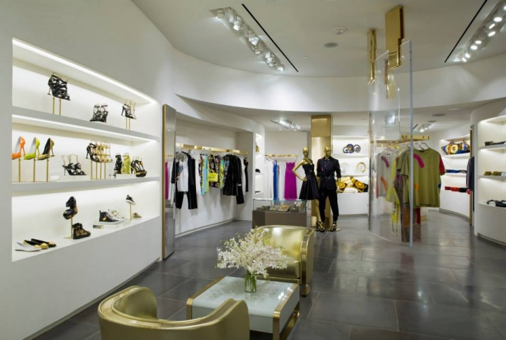 Versace opens new store in Hawaii by Jamie Fobert