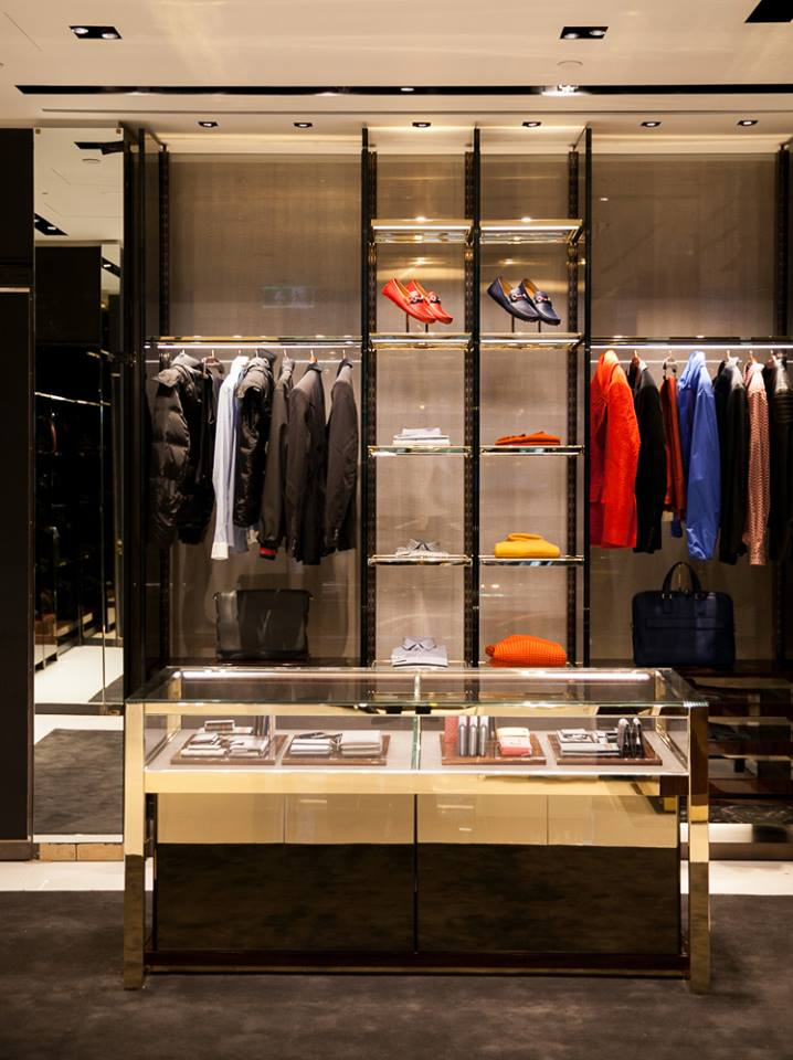 Gucci reopens flagship store in Melbourne, Australia