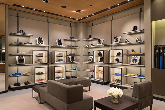 Inside Bottega Veneta's sleek new Boston boutique