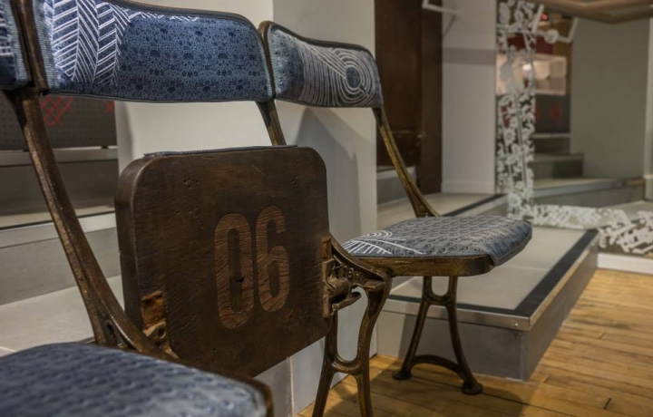 Nike x Liberty interior concept by OfficeTwelve