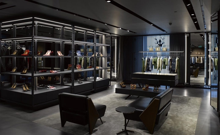 A new Dsquared2 flagship and design studio