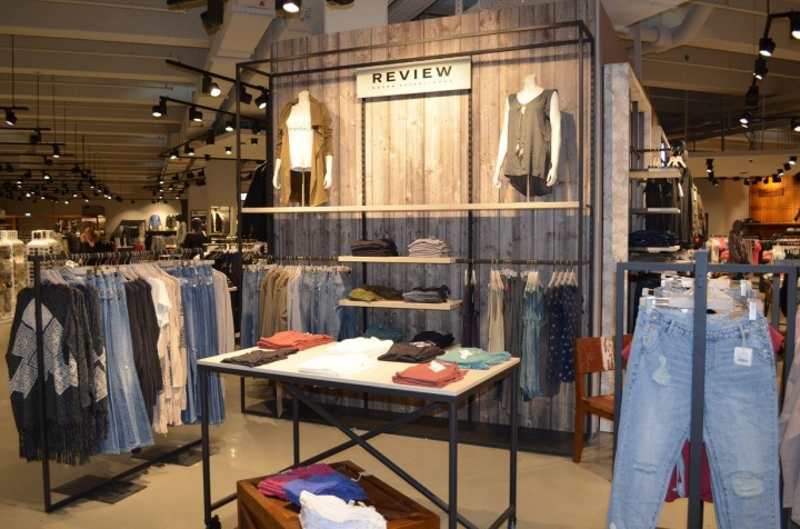S1 Dorsten store interior Germany