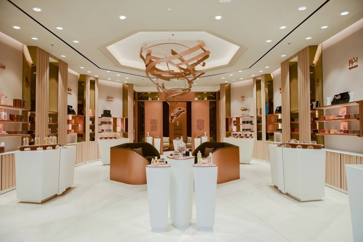Ghawali luxury Oriental Fragrance store in  Dubai