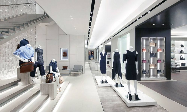 Michael Kors store at Mandarin Gallery Singapore