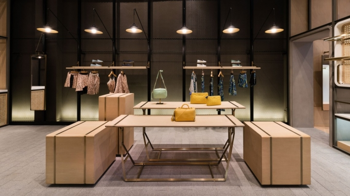 The 'Modular Lilong' showcase for 'Chuang x Yi by LUKSTUDIO