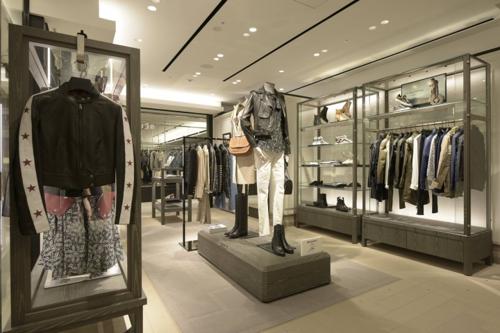 Belstaff Opens Tokyo Flagship in Ginza Six