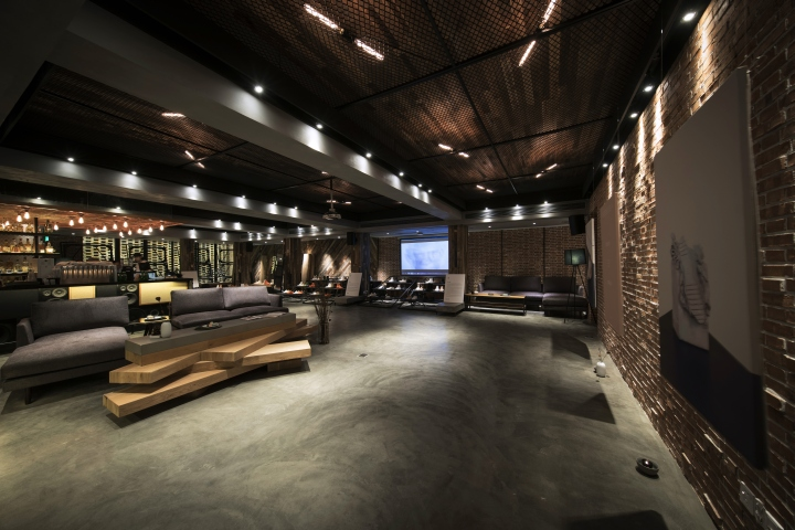 Mrboth flagship concept store by Prism Design, Shanghai