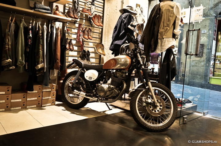 Gigolo & Void store in Lucca Italy