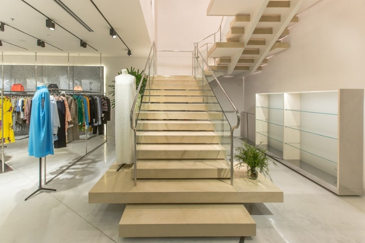 Runway concept store by OFF Arch