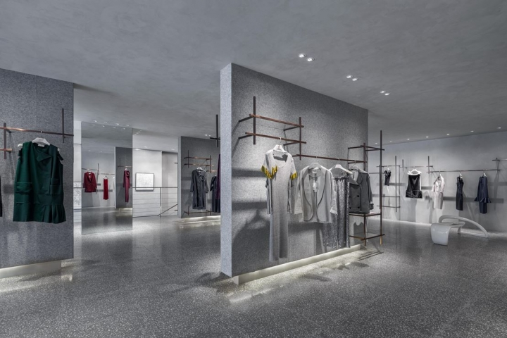 TAG fashion boutique in China