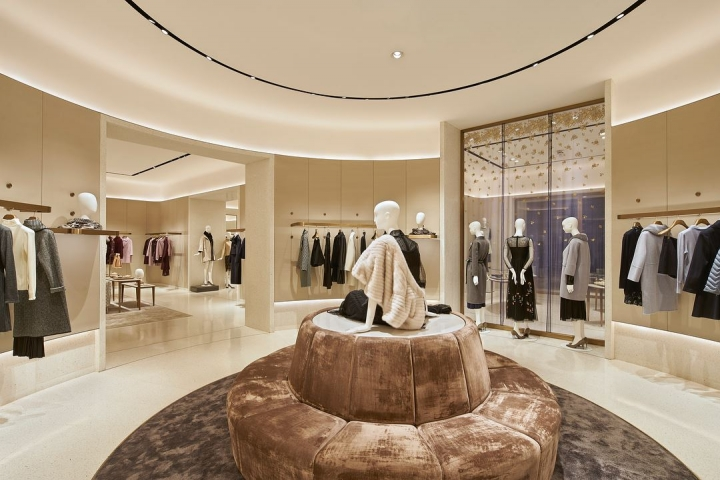 V-Grass flagship store in Nanjing by PMDL Architecture + Design