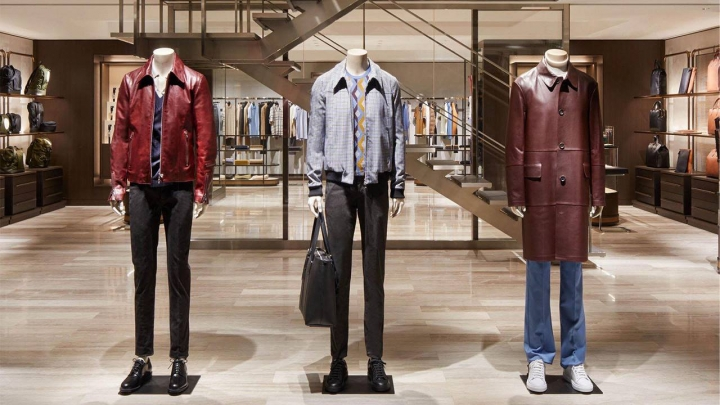 Alfred Dunhill new flagship store concept in Ginza Tokyo