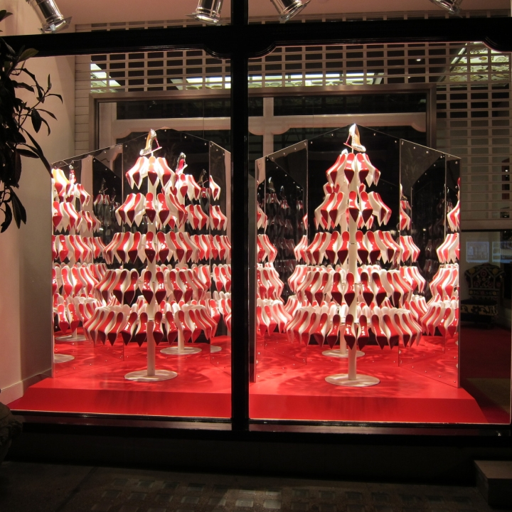 Christian Louboutin  Pigallae Shoes Cristmas Tree