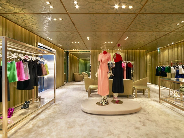 Flagship Store miu miu london