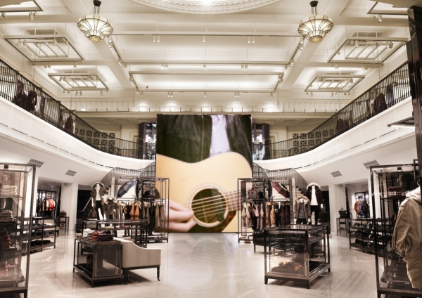 New Burberry Flagship Store London