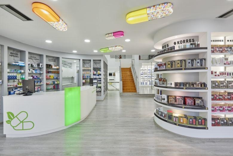 Pharmacy of Mazis Marios by TSIKANDILAKIS
