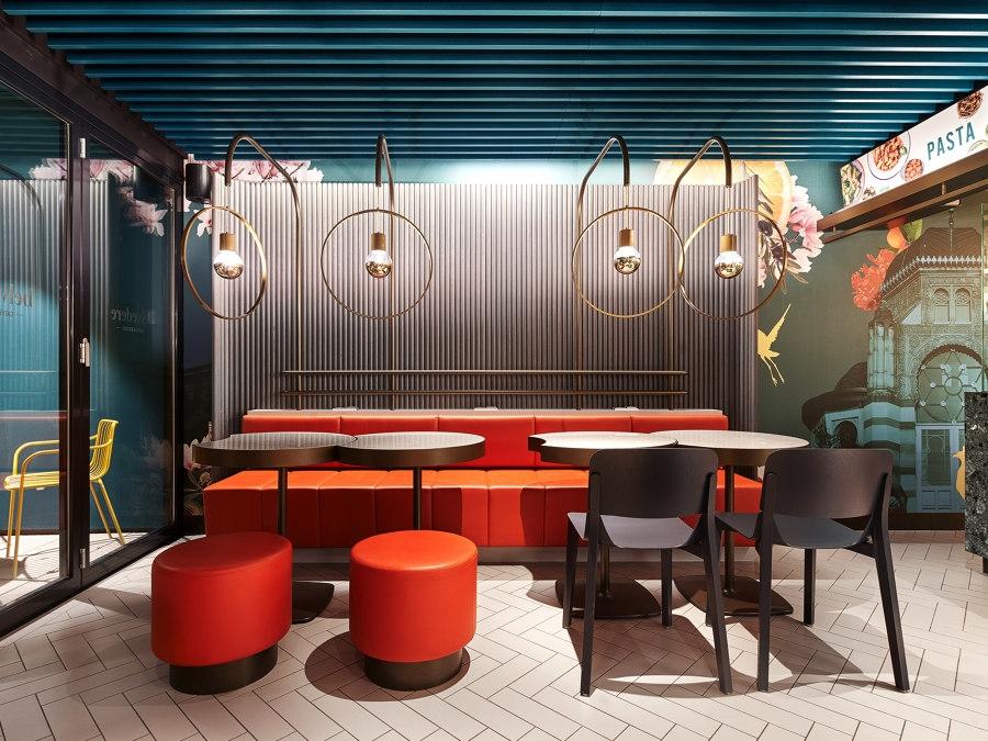 Caffe Belvedere a Traditional Italian cafeteria in Stuttgart