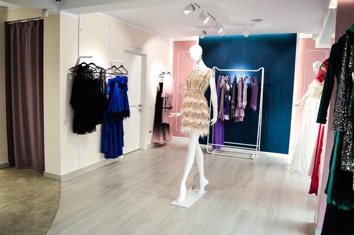 Moro Daniela showroom by Glamshops