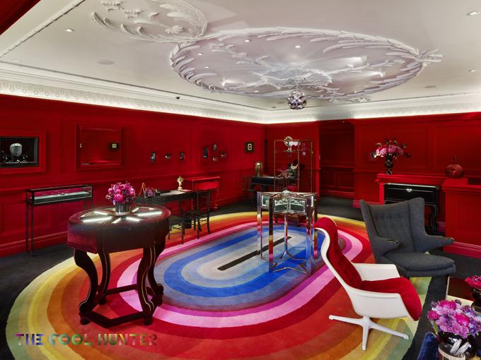 Solange Azagury London flagship store