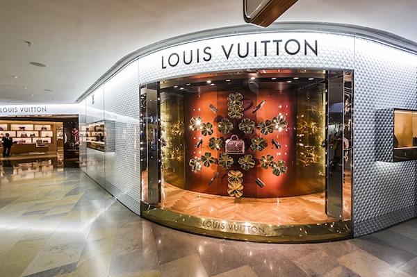 Louis Vuitton Hong Kong - Pacific Mall