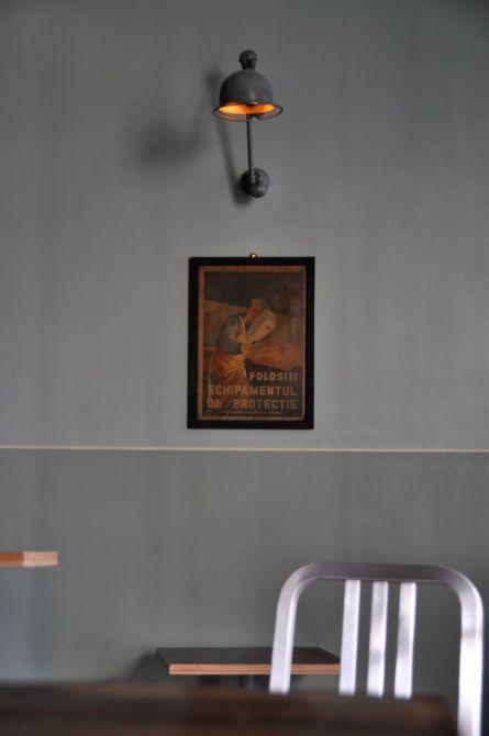 "amenjare bar-pub  ""Atelier Mecanic/ Mechanical Workshop"" - Corvin Cristian"