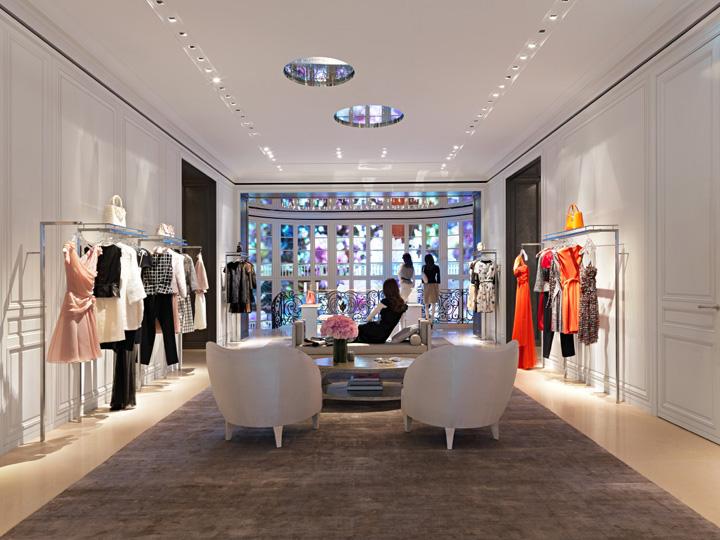 Dior Taipei 101 flagship store by Pure Creative, Taipei