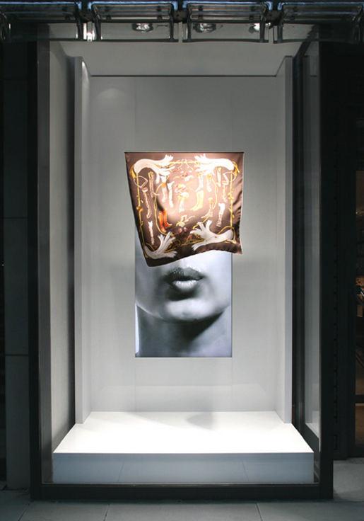 Maison Hermes Window Display by Tokujin Yoshioka, Tokyo