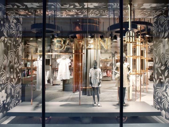 Bambini Kid's Fashion Store by Denis Kosutic