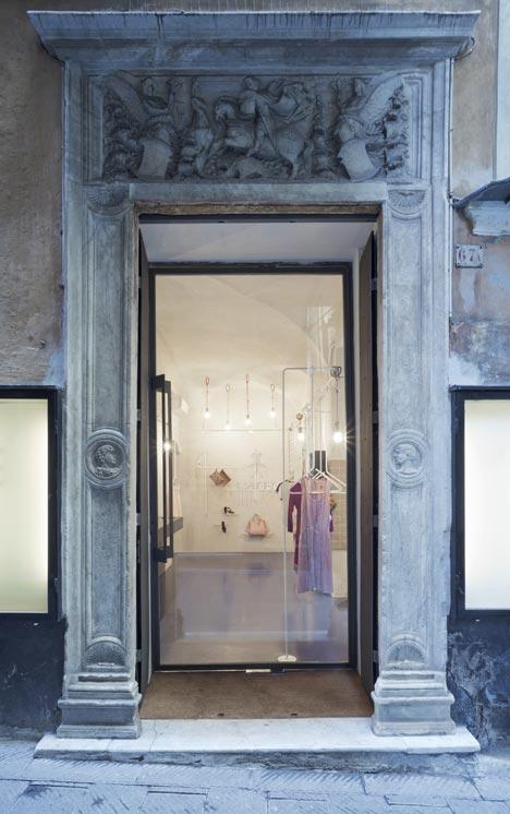 Il Salotto boutique by Gosplan, Genova