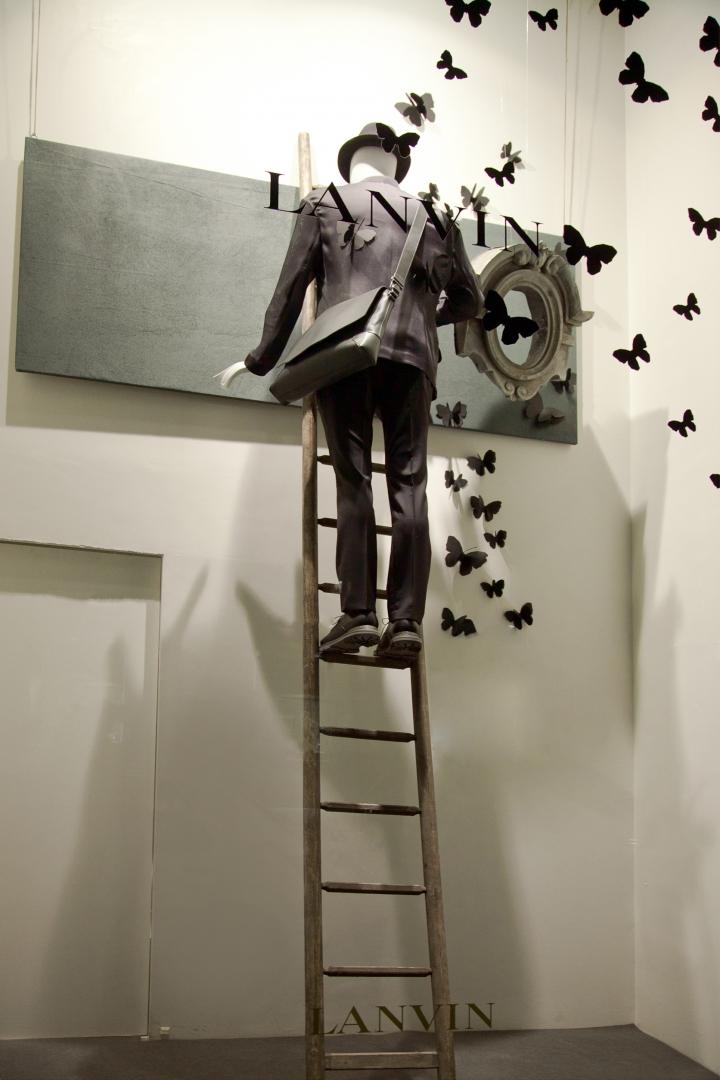 Lanvin Paris, March 2013 - Butterflies