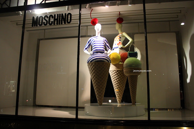 MOSCHINO ON CONDUIT STREET