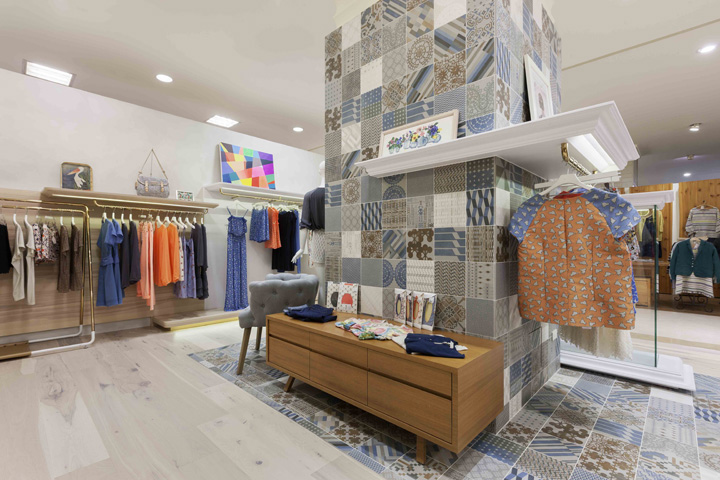 Paul & Joe Sister store by KC design studio, Taiwan