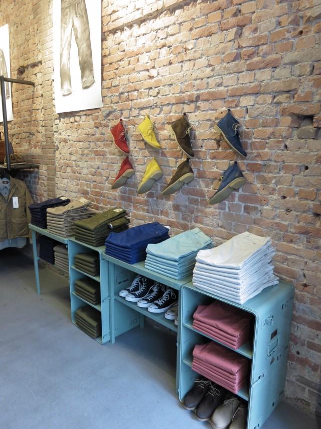 Tenue de Nîmes - denim shop in Amsterdam